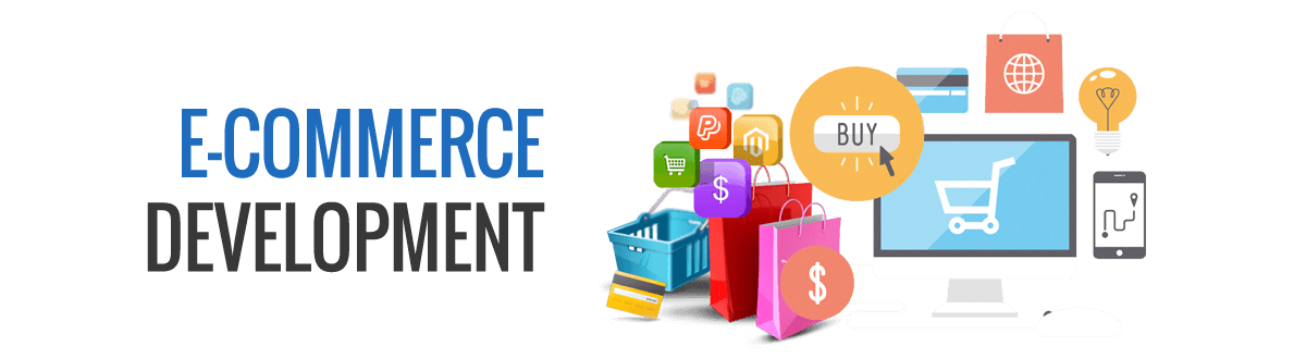 E-commerce Website and Application Development